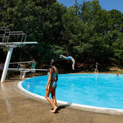 Pool Usdan Summer Camp