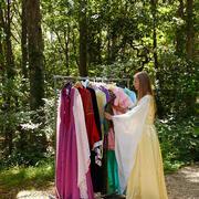Behind the Scenes Usdan Summer Camp