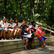 Choir Usdan Summer Camp