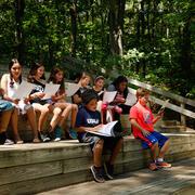 Choir Usdan Summer Camp