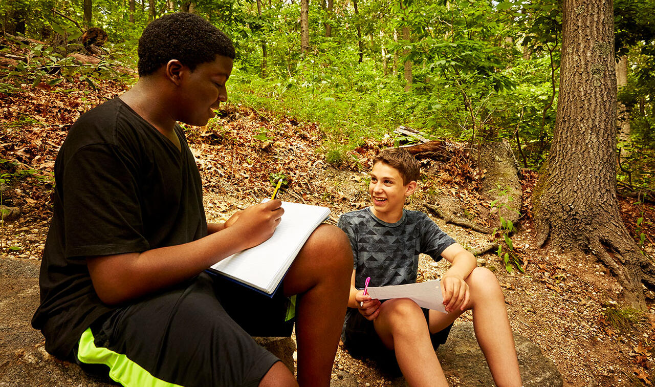 Summer Camp for Creative Writing