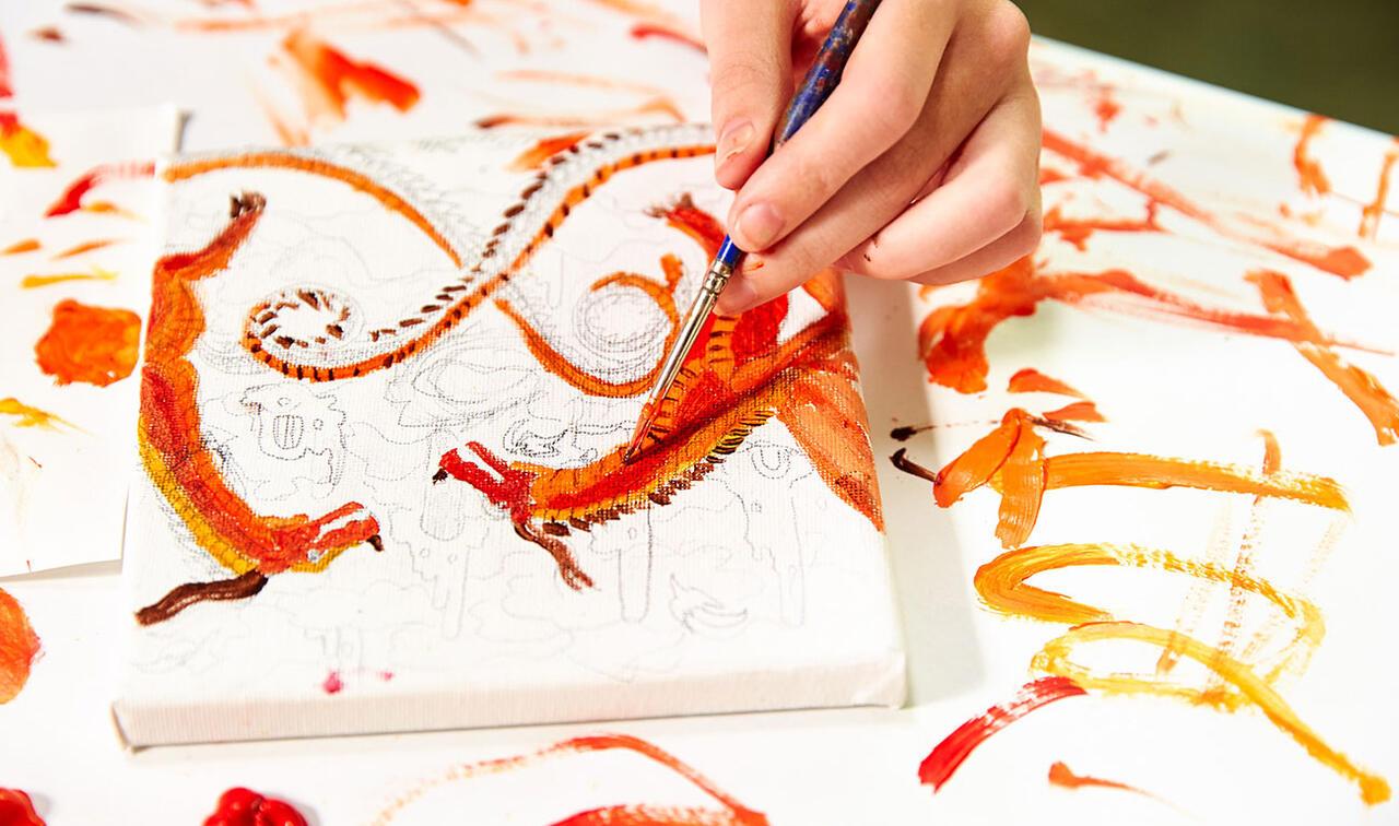 art making is brave making.